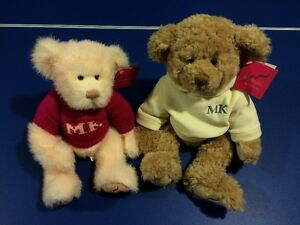 Russ Mary Kay Ash Charitable Foundation Bears with Tags DQ London Ontario image 1