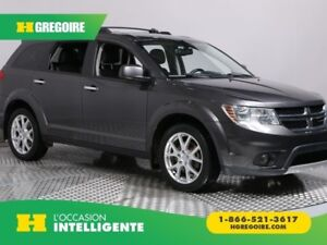2015 Dodge Journey R/T 7PASSAGERS CUIR NAV MAGS BLUETOOTH CAMERA