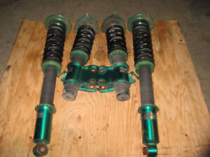 NISSAN SILVIA 240SX S14 S15 SR20DET ADJUSTABLE COILOVERS JDM 180
