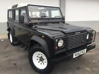 2002 52Land Rover 110 DEFENDER TD 5 9 seater 5 door 4x4