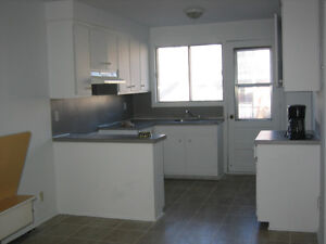 bright & renovated 4 1/2 for rent, half month free of rent or on