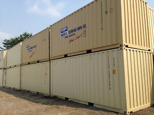 Shipping Containers / Sea Cans  WINTER SALE!!! London Ontario image 2