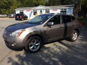 2010 NISSAN ROUGE SL AWD