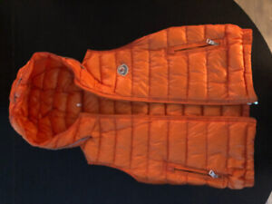 4 children's vests moncler and polo