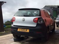 Mk 5 Golf Parts - 1.9 Tdi