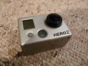 GoPro HD Hero 2 : Motorsports Edition + 32gb SD Card