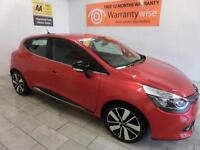 2014 Renault Clio 0.9 TCe (90bhp) MediaNav (s/s) Dynamique S