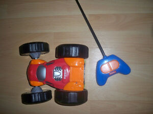 TONICA CAR WITH REMOTE CONTROLLER