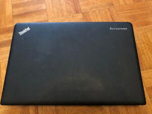 "Lenovo ThinkPad E531 Windows10  15""  i5  8gb  SSD"