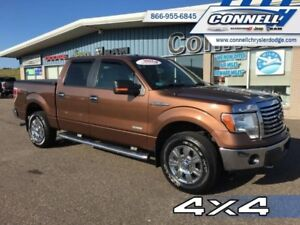 2012 Ford F-150 XLT XTR - 4X4 NEW TIRES!  - Bluetooth - $190.64