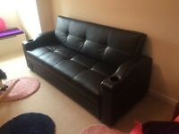SOFA BED , Absolutely perfect condition.