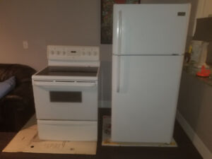 Fridge / Hoodrange / Stove for sale