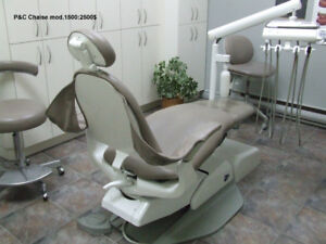 Chaise longue dentisterie