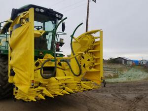 2013 John Deere 7780i Harvester For Sale