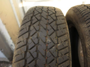 2x all season tires 185/65 r14