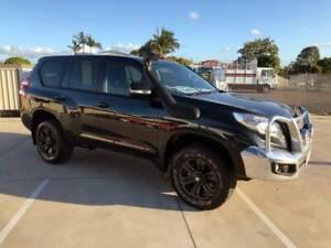 2016 Toyota Prado GX Turbo Diesel Auto Urraween Fraser Coast Preview