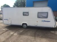 Bailey ranger 6 berth