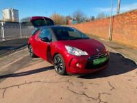 Citroen DS3 1.6HDi 90 ( 99g ) DStyle CHEAP ROAD TAX £20