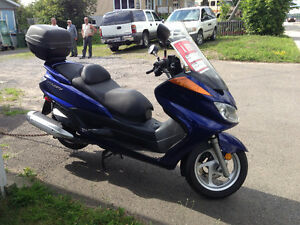 Scooter Yamaha Majesty 400 CC