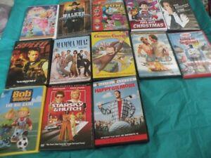 DVD MOVIES, albums, cds, cassettes  $1.00 ea