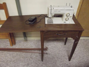 Sewing Machine in Cabinet – Sears Kenmore