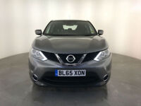 2015 65 NISSAN QASHQAI ACENTA DCI DIESEL 1 OWNER NISSAN SERVICE HISTORY FINANCE