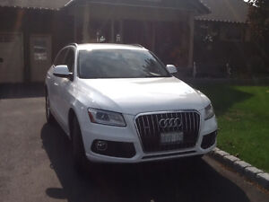 2013 Audi Q5 Turbo SUV, Crossover
