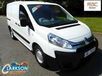 2012 Citroen Dispatch L1H1 1000 1.6HDi Enterprise (high spec model)