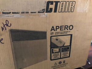 Apero Convectair Electric Convection Heater 1500W 240V