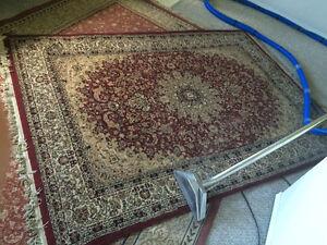 steam carpet cleaning starting from $60 Edmonton Edmonton Area image 6