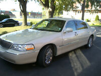 2007 Lincoln Town Car signature L Berline