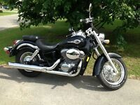 Honda Shadow (ACE) 750cc 1999