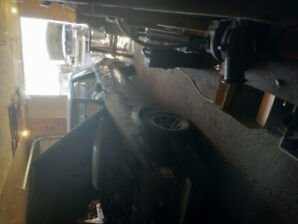 85 Buick grand national t top