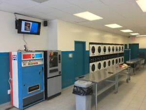 Unattended Coin Laundromat for Sale in Halton Hills, Acton