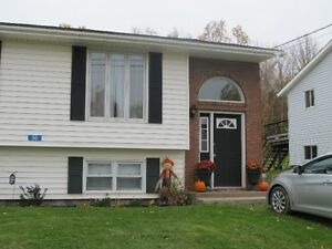 Available December 3 Bedroom Duplex for Rent!!
