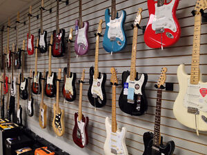 Ardens Music Kingston - Your go to shop for everything Fender