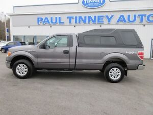 2013 Ford F-150 XLT 8-ft. Bed 4WD Peterborough Peterborough Area image 14