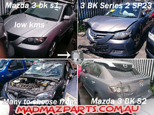 MAZDA 3 WRECKING BK SP23 MPS NEO MAX SPORT2003  Greenacre Bankstown Area Preview