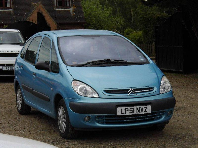 2001 citroen xsara picasso 1 8 i 16v sx 5dr in bedford bedfordshire gumtree. Black Bedroom Furniture Sets. Home Design Ideas