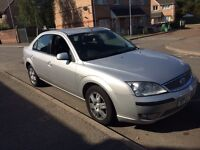 ford Mondeo 07 plate