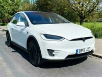 2017 Tesla Model X 100D Dual Motor Auto 4WDE 5dr SUV Electric Automatic