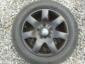 BMW MAGS  205/55R16 X4