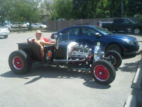 1927 Ford Roadster....