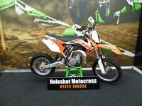 KTM SX 85 Motocross Bike Very clean example Stock machine