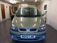 Renault Megane Scenic 1.6 FIDJI One Year Mot Excellent Condition