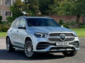 image for 2021 Mercedes-Benz GLE DIESEL ESTATE GLE 300d 4Matic AMG Line Prem 5dr 9G-Tronic