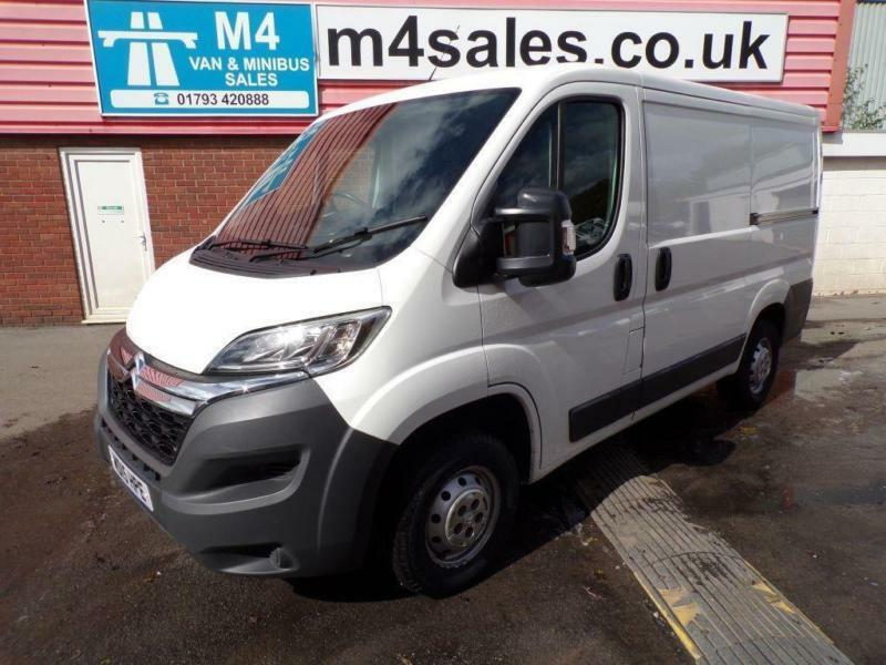 Citroen Relay 30 L1 H1 ENTERPRISE HDI SWB WITH A/C