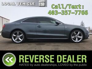 2013 Audi A5 S-line AWD Absolutely stunning coupe - Manual