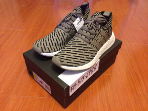 DS SZ10 ADIDAS NMD_R2 TRACE CARGO