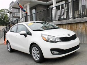 2013 Kia Rio LX / 1.6L I4 / 5 spd / FWD **Like New!**